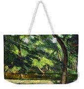 Cezanne: Etang, 1877 Weekender Tote Bag