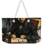 Cezanne: Geffroy, 1895-96 Weekender Tote Bag