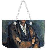 Cezanne: Man, C1899 Weekender Tote Bag