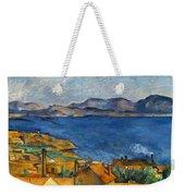 Cezanne Marseilles 1886-90 Weekender Tote Bag