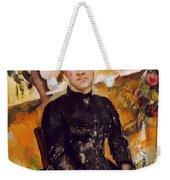 Cezanne: Mme Cezanne, 1890 Weekender Tote Bag