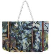 Cezanne: Pines, 1896-99 Weekender Tote Bag