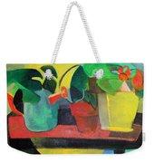 Cezanne Potting Stand Weekender Tote Bag