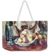 Cezanne: Still Life Weekender Tote Bag