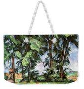 Cezanne: Trees, C1885-87 Weekender Tote Bag