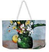 Cezanne: Tulips, 1890-92 Weekender Tote Bag