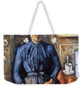 Cezanne: Woman, 1890-95 Weekender Tote Bag