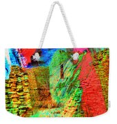 Chaco Culture Abstract Weekender Tote Bag