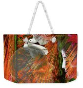 Sunlight On My Face Weekender Tote Bag