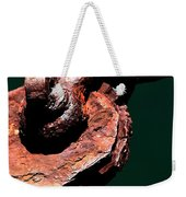 Chain Age II Weekender Tote Bag by Stephen Mitchell
