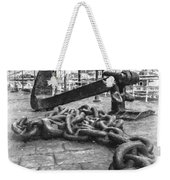 Chain And Anchor, Southwark Weekender Tote Bag