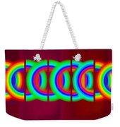 Chain Reaction Weekender Tote Bag