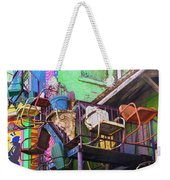 Chairs Weekender Tote Bag