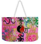 Chakra Empowerment Weekender Tote Bag
