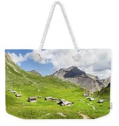 Chalets De Clapeyto # II - French Alps Weekender Tote Bag