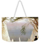 Chalk Cliffs Weekender Tote Bag