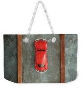 Chalkboard Toy Car Weekender Tote Bag