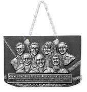 Challenger Crew Weekender Tote Bag