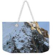 Chamonix - Aiguille Du Midi Weekender Tote Bag