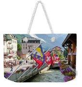 Chamonix, France Weekender Tote Bag