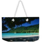 Champagne Beach Weekender Tote Bag