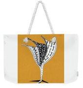 Champagne Weekender Tote Bag