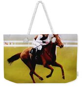 Champion Hurdle - Winner - Morley Street Weekender Tote Bag