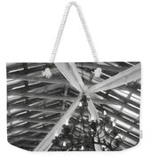 Chandelier In The Rafters Weekender Tote Bag
