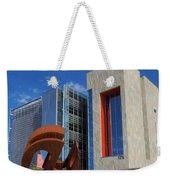 Chandler City Hall 2 Weekender Tote Bag