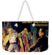 Chandu The Magician Weekender Tote Bag