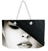 ee2ab4e3 Chanel, Black Hat Cover Mixed Media by Thomas Pollart