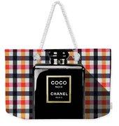 Chanel Coco Noir-pa-kao-ma2 Weekender Tote Bag