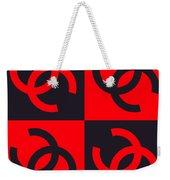 Chanel Design-4 Weekender Tote Bag