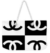 Chanel Design-5 Weekender Tote Bag
