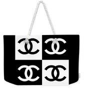 Chanel Design-5 Weekender Tote Bag