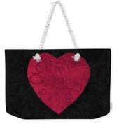 Chanel Heart-1 Weekender Tote Bag