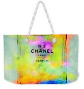 Chanel No.5  Weekender Tote Bag
