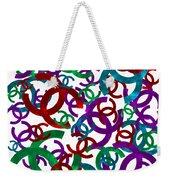 Chanel Sign-1 Weekender Tote Bag