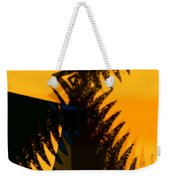 Change - Leaf3 Weekender Tote Bag