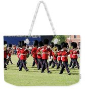 Change Of Guards - Canada Weekender Tote Bag