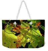 Changing Colors Weekender Tote Bag