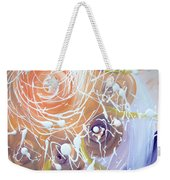 Changing Energy  Section Weekender Tote Bag