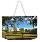 Changing Seasons Weekender Tote Bag by Bill Cannon