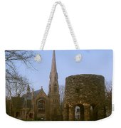 Channing Memorial Church Weekender Tote Bag
