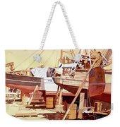 Chantier Naval Weekender Tote Bag