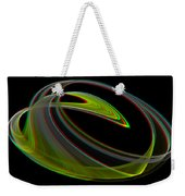 Chaoscope Design 3 - Use Red-cyan 3d Glasses Weekender Tote Bag