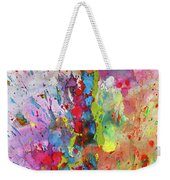 Chaotic Craziness Series 1988.033014 Weekender Tote Bag
