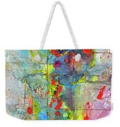 Chaotic Craziness Series 1989.033014 Weekender Tote Bag