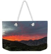 Chaparral Dreams Weekender Tote Bag