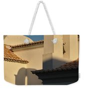 Chapel Architecture In Albufeira Weekender Tote Bag